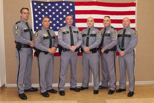 Collier County Sheriff Dept - Year of Clean Water