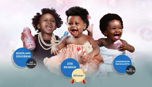 Cusson Baby Moment Competition (CBM5) Baby of the Year Winners 2018