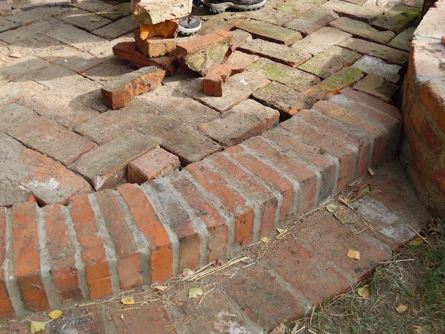 nawierzchnia z cegły