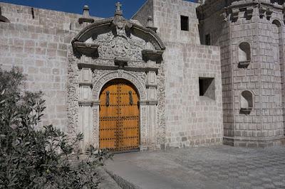Iglesia de Santo Domingo, Arequipa, qué ver en Arequipa