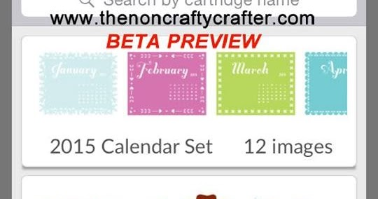 Cricut Craft Room Help: Around The Block With Scrapalette: New Design Space App