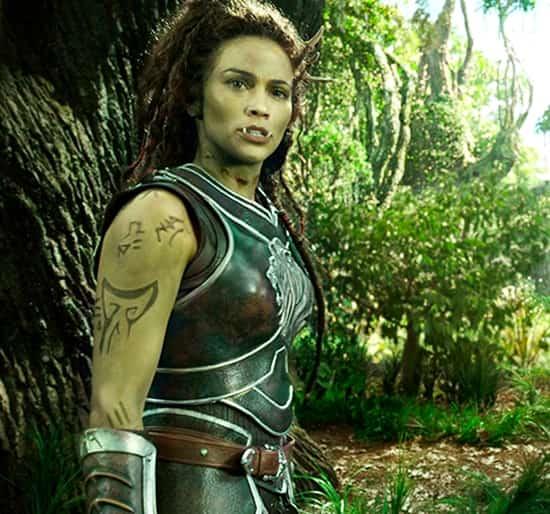 Paula Patton-Garona - Warcraft - L'inizio-2016