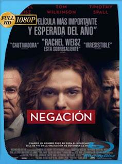 Denial (Negación) (2016) HD [1080p] Latino [GoogleDrive] SilvestreHD