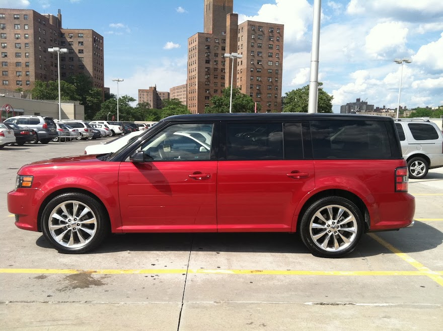 Review: Ford Flex