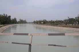Sirhind Canal at Ghanauli Village