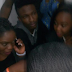 Commotion in Murtala Mohammed airport as Efe and Bisola arrive Nigeria (photos)