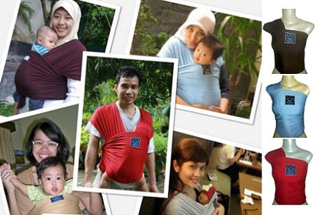 Jual Gendongan Bayi Hanaroo Baby Wrap Jakarta Utara Jual