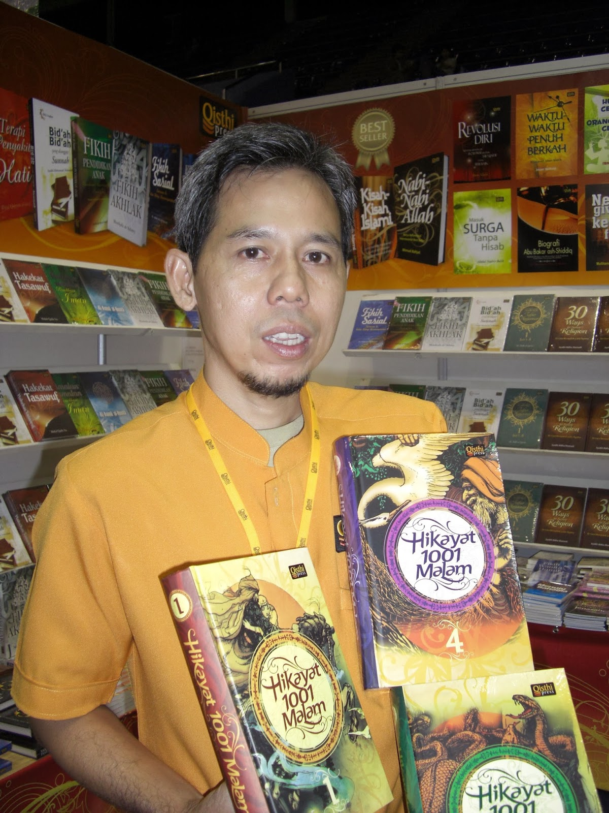 Buku Hikayat 1001 Malam Edisi Lengkap Sapto Senoaji 0818150579