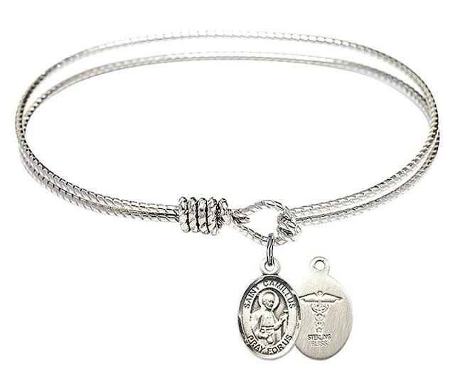 Saint Camillus de Lellis Bracelet