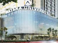 PENERIMAAN CALON MAHASISWA BARU ( MATANA UNIVERSIATY) 2021-2022