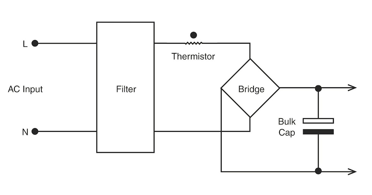 dc current limiting circuit
