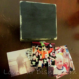 Easy photoblock tutorial to display vacation and other photos from LoveOurDisney.com
