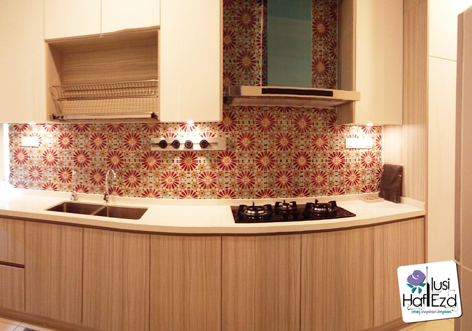 Kali Ini Saya Akan Kongsikan Rekaan Kabinet Dapur Di Rumah Pelanggan Ilusi Hafiezd Design Alam Impian