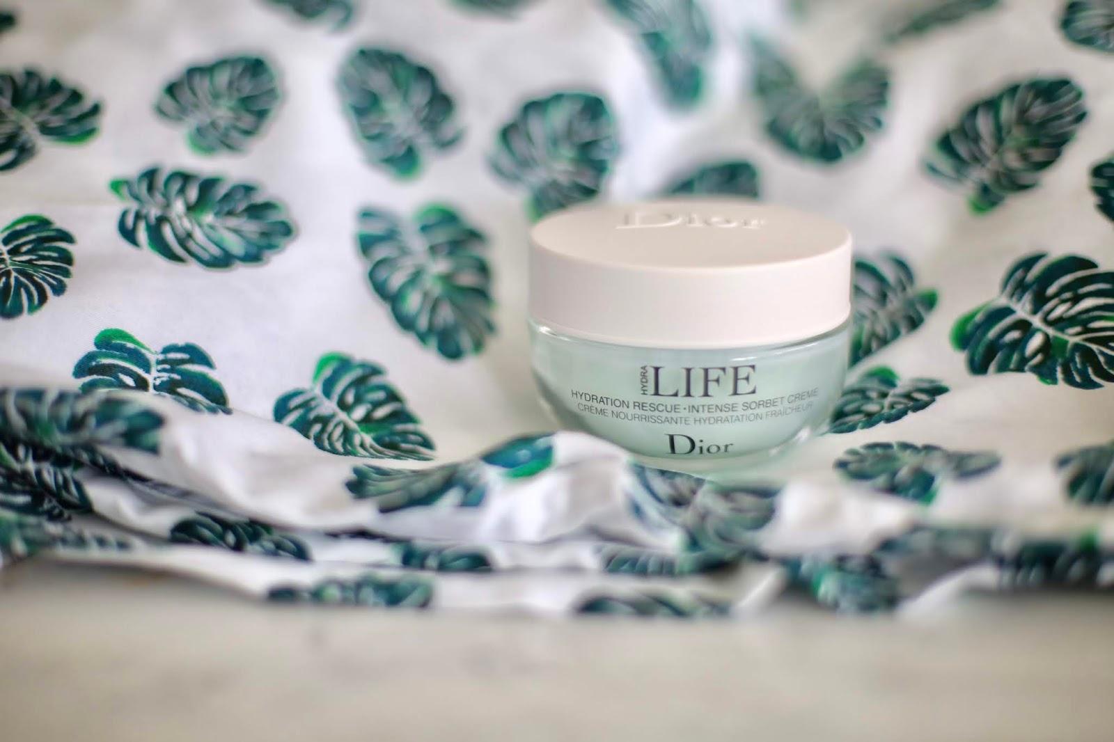 Dior Hydra Life sorbet rich cream