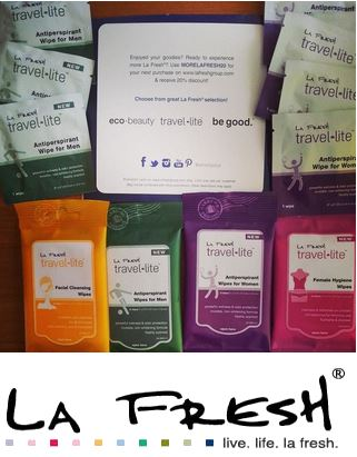 Travel Wipes for all