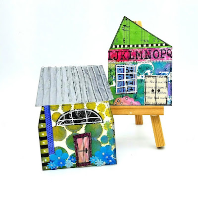 House-Shaped ATCs