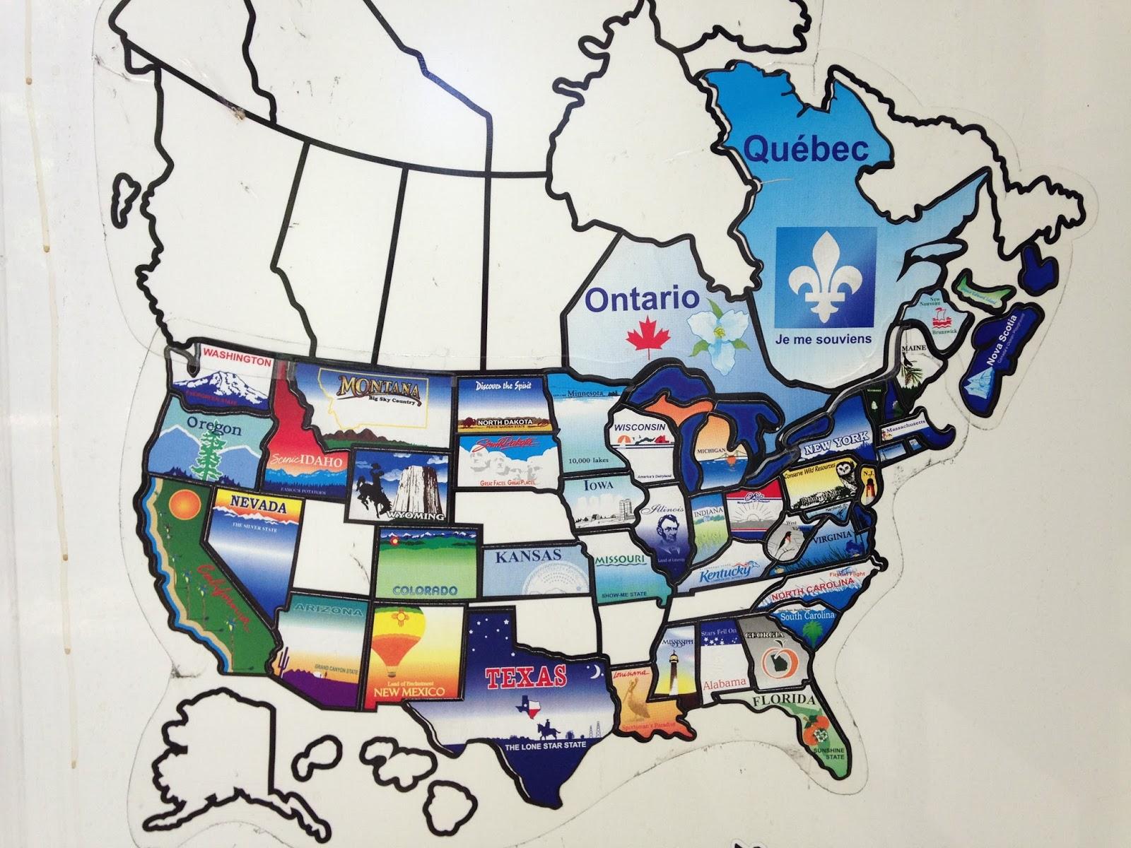 Freedom Oklahoma Map.Freedom Folly 4 19 17 Final Map Of Travels