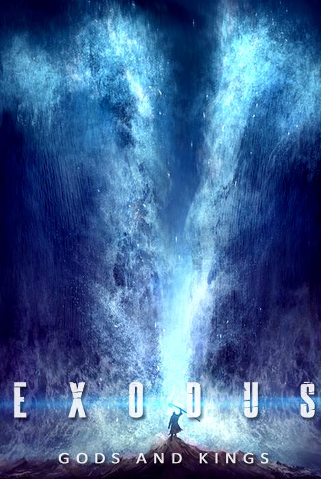 Poster Exodus: prezentaţie grafică