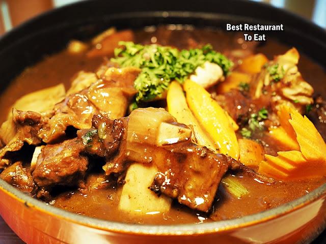 Buffet Shah Alam Menu - BBQ Ribs