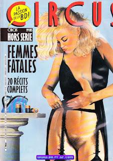 Femmes fatales sur bd-pf-gf.com, la bd adulte