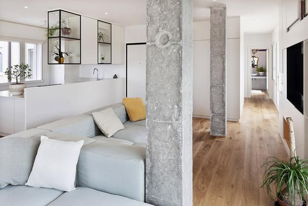 68 Desain Tiang Rumah Indoor