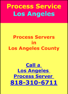 Los Angeles Process Servers
