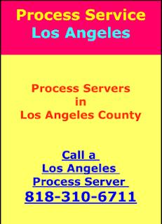 Los Angeles Process Servers