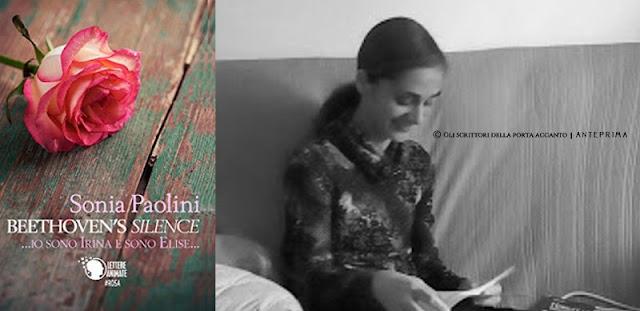 Sonia Paolini presenta: Beethoven's silence... io sono Irina e sono Elise - Libri, scrittori, intervista