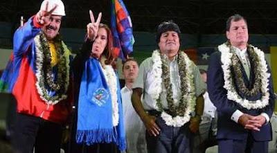 Decadencia del neopopulismo latinoamericano