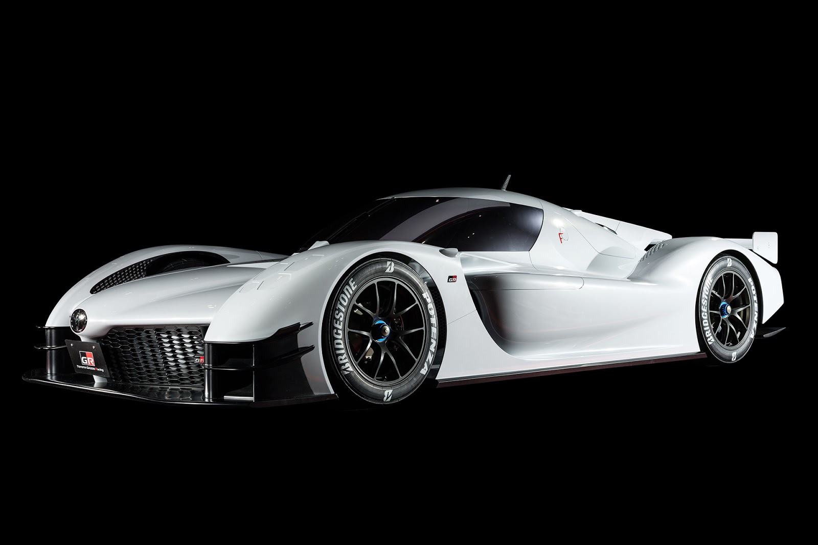 1000 horsepower Toyota GR Super Sport Concept unleashed