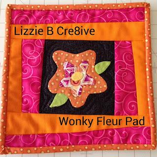 Wonky Fleur Pad