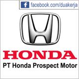 Lowongan Kerja PT Honda Prospect Motor Terbaru Mei 2015