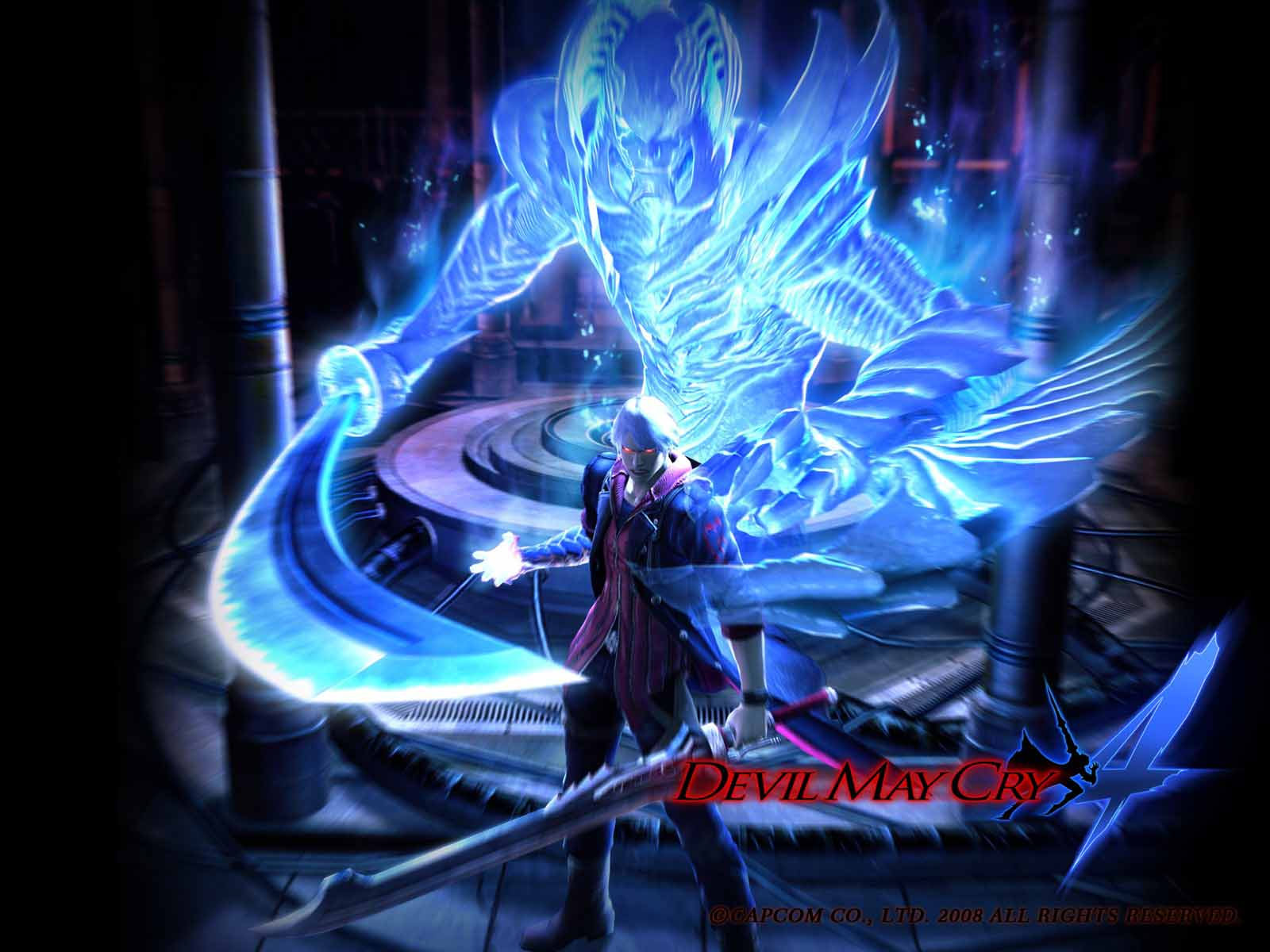 Hq wallpapers devil may cry hd wallpapers - 3d anime wallpaper ...