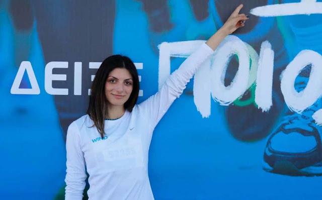 Γιάννης Γκιόλας: Συγχαρητήρια στο Χρυσό κορίτσι  της πόλης