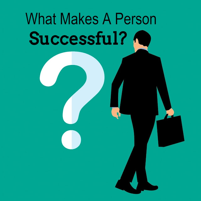 What Makes A Person Successful?