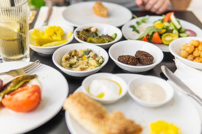 tel aviv jedzenie restauracje