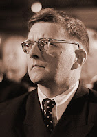 Dmitri Shostakovich - photo credit Deutsche Fotothek