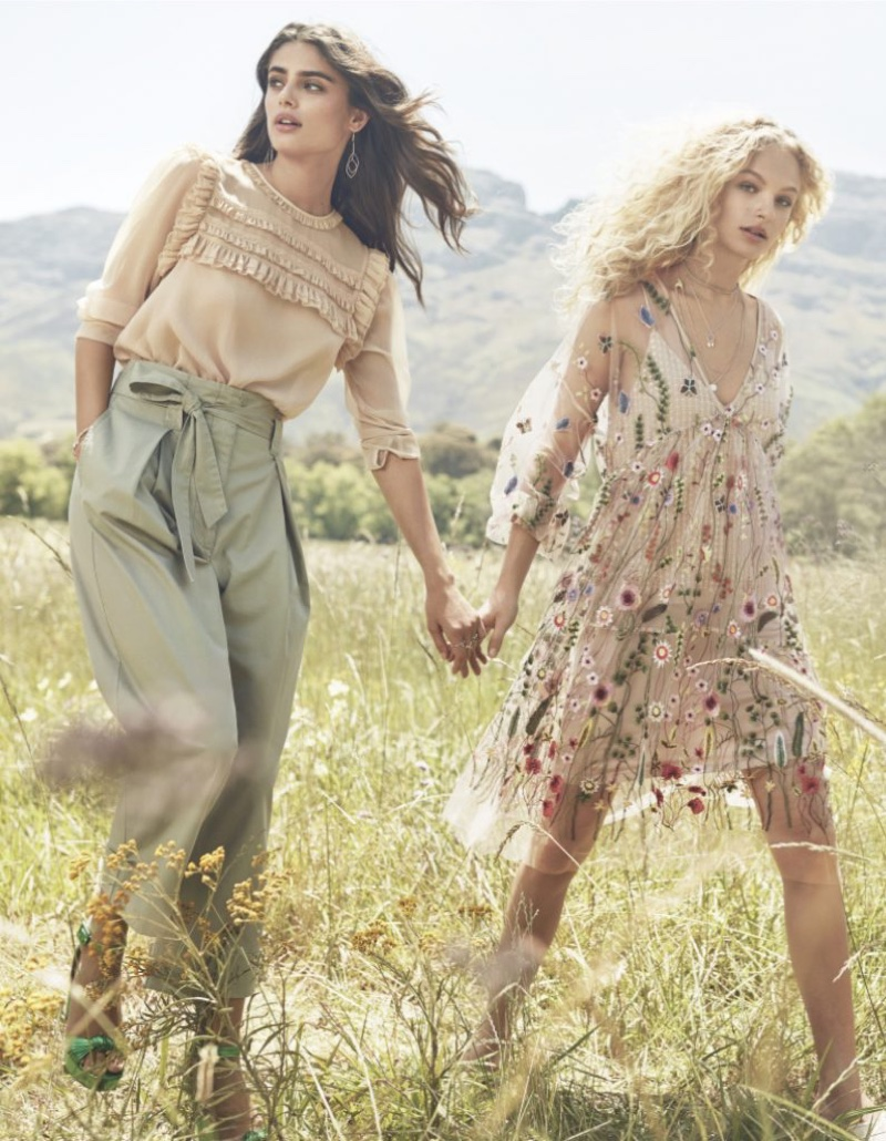 H&M Spring/Summer 2017 Campaign