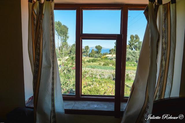Chez l'habitant sur Amantani au lac Titicaca