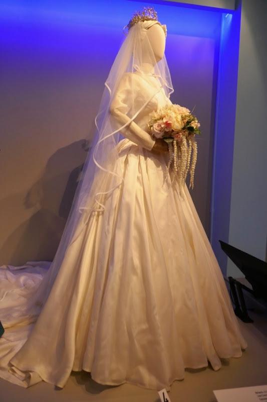 Princess Margaret Crown season 2 wedding gown