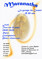 Carmes Fribourg Groupe jeunes