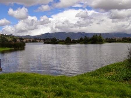 Humedales de Bogotá
