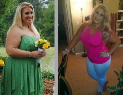 Fitness Blondie: My Weight Loss Story