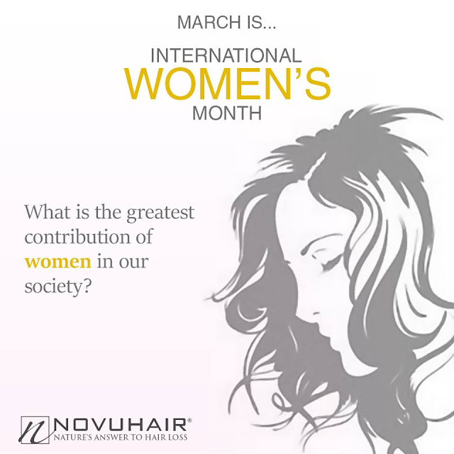 Novuhair Salutes All Women [PR Post]