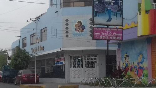 Escuela SAN JOSE DE CLUNY - San Martin de Porres