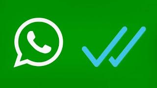 "tutorial Menghentikan Tanda bintang ""Read"" Centang Biru di WhatsApp"
