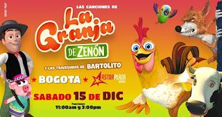 POS 1 La granja de Zenon | Astor Plaza