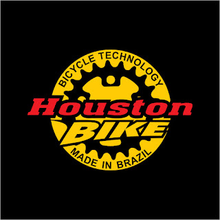 Houston Bike Logo Free Download Vector CDR, AI, EPS and PNG Formats