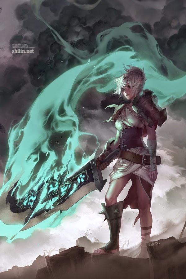 ilustraciones estilo anime