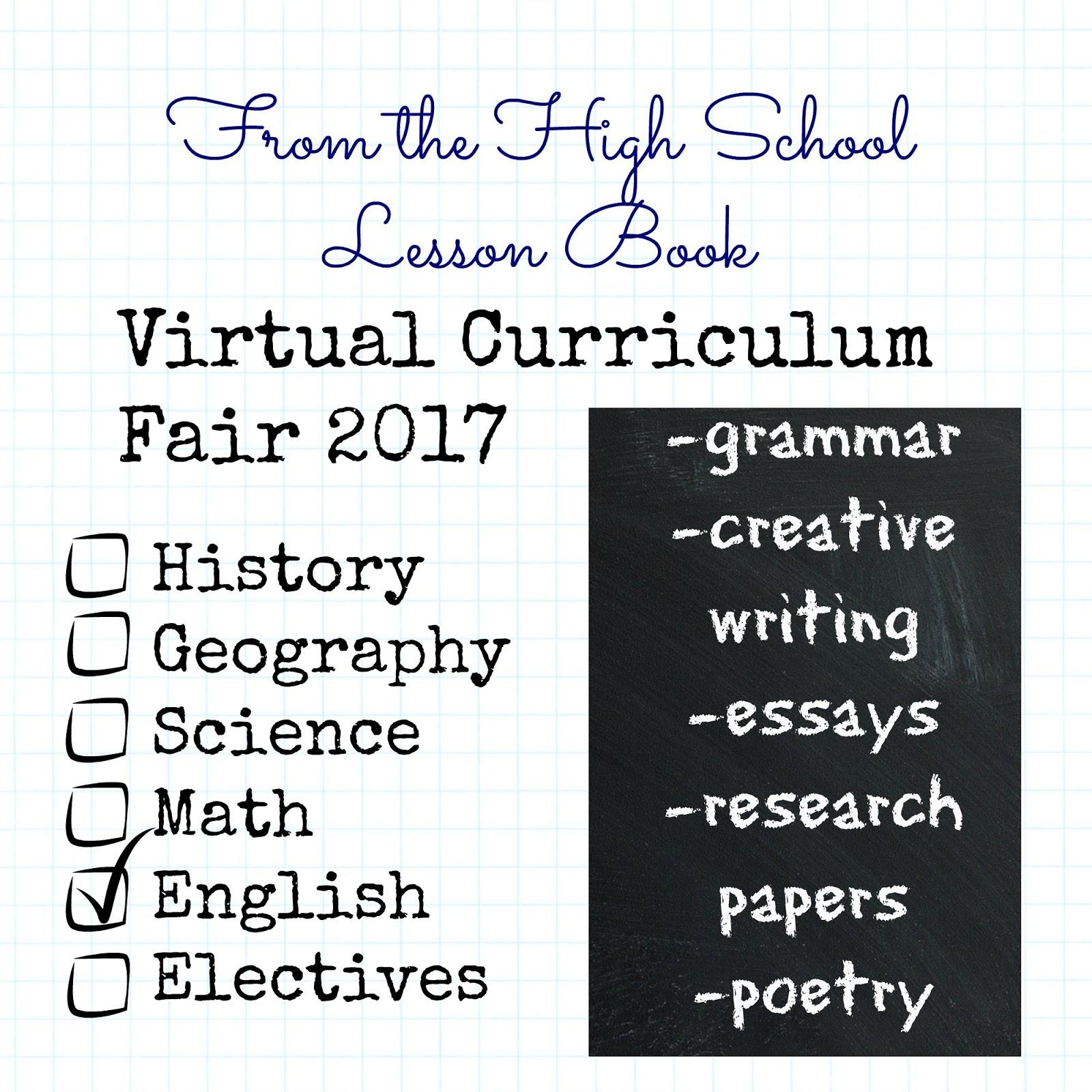 creative writing high school unit Mountain brook junior high mountain brook high school creative writing club creative writing - syllabus creative writing.